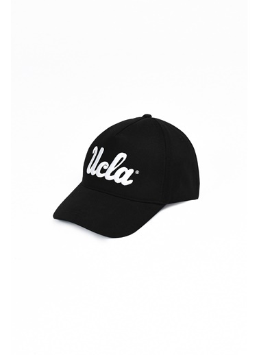 UCLA Şapka Siyah